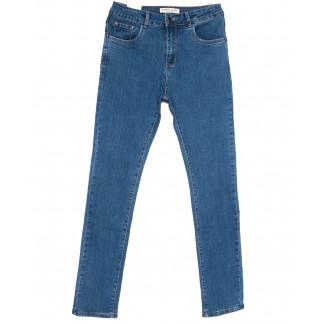 0335 Forest Jeans американка полубатальная синяя весенняя стрейчевая (28-33, 6 ед.) Forest Jeans: артикул 1103551