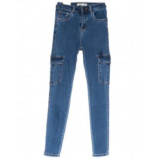 0359 Forest Jeans американка стильная весенняя стрейчевая (25-30, 6 ед.) Forest Jeans: артикул 1103559