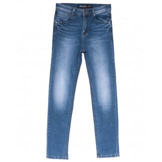 8212 Mr.King джинсы мужские батальные синие весенние стрейчевые (31-38, 8 ед.) Mr.King: артикул 1103568