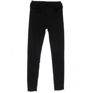 0101 Lelena джинсы женские зауженные черные весенние стрейчевые (25-30, 6 ед.) Lelena: артикул 1103612
