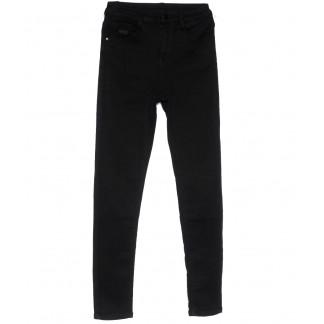 0102 Lelena джинсы женские зауженные черные весенние стрейчевые (25-30, 6 ед.) Lelena: артикул 1103618