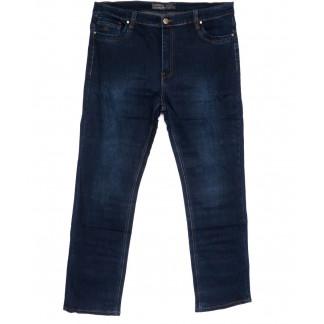 8812 Bagrbo джинсы мужские полубатальные синие весенние стрейчевые (32-42, 8 ед.) Bagrbo: артикул 1103666