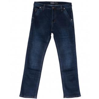 8809 Bagrbo джинсы мужские полубатальные синие весенние стрейчевые (32-38, 8 ед.) Bagrbo: артикул 1103671