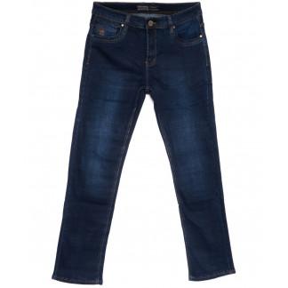 6632 Bagrbo джинсы мужские полубатальные синие весенние стрейчевые (32-38, 8 ед.) Bagrbo: артикул 1103677
