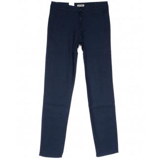 0859 Plus Press брюки мужские синие весенние стрейчевые (29-36, 8 ед.) Plus Press: артикул 1103687
