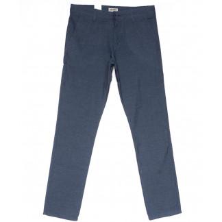 0880 Plus Press брюки мужские синие весенние стрейчевые (31-38, 8 ед.) Plus Press: артикул 1103688