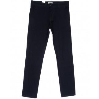 0882 Plus Press брюки мужские черные весенние стрейчевые (31-38, 8 ед.) Plus Press: артикул 1103689