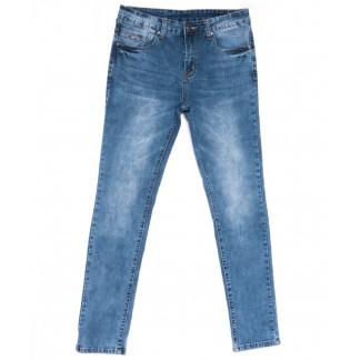2049 New jeans джинсы мужские синие весенние стрейчевые (29-38, 8 ед.) New Jeans: артикул 1103714