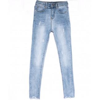 3659 New jeans джинсы женские зауженные синие весенние стрейчевые (25-30, 6 ед.) New Jeans: артикул 1103718