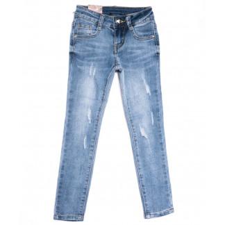 0089 Miss Happy джинсы на девочку синие весенние стрейчевые (20-25, 6 ед.) Miss Happy: артикул 1103719