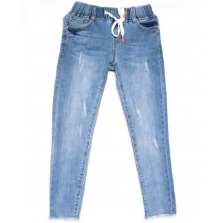 0087 Miss Happy джинсы на девочку синие весенние стрейчевые (23-28, 6 ед.) Miss Happy: артикул 1103721