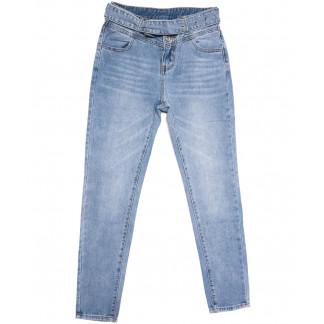 3669 New jeans мом синий весенний коттоновый (25-30, 6 ед.) New Jeans: артикул 1103731