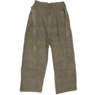9039-11 Saint Wish брюки женские хаки весенние коттоновые (25-30, 6 ед.) New Jeans: артикул 1103752