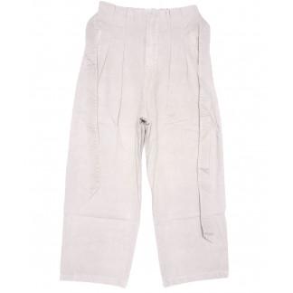 9039-8 Saint Wish брюки женские белые весенние коттоновые (25-30, 6 ед.) New Jeans: артикул 1103754