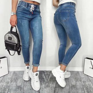 Джинсы женские с царапками New jeans 3663 New Jeans: артикул 1103763