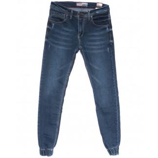6213 Corcix джинсы мужские молодежные на резинке синие весенние стрейчевые (29-36, 8 ед.) Corcix: артикул 1103788