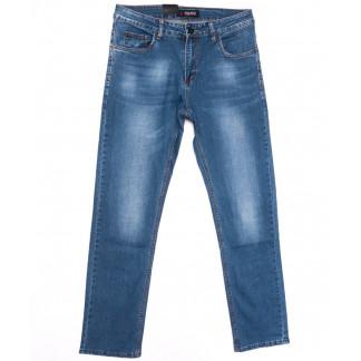 15910 Pokaro джинсы мужские полубатальные синие весенние стрейчевые (32-38, 8 ед.) Pokaro: артикул 1103837