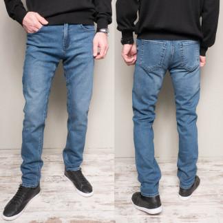 1163 Cookers джинсы мужские синие весенние стрейчевые (30-38, 7 ед.) Coockers: артикул 1104254