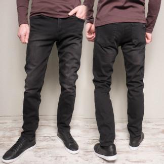 1159 Cookers джинсы мужские полубатальные темно-серые весенние стрейчевые (30-38, 7 ед.) Coockers: артикул 1104253