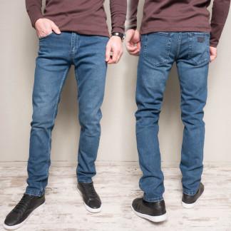 1186 Cookers джинсы мужские синие весенние стрейчевые (30-38, 7 ед.) Coockers: артикул 1104259
