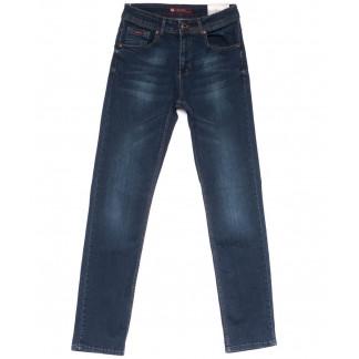 0655 Red Moon джинсы мужские синие весенние стрейчевые (31-38, 6 ед.) Red Moon: артикул 1103883