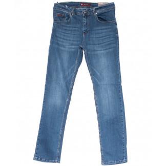 0651 Red Moon джинсы мужские синие весенние стрейчевые (31-38, 6 ед.) Red Moon: артикул 1103885