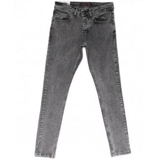 0662 Redmoon джинсы мужские серые весенние стрейчевые (29-36, 7 ед.) Red Moon: артикул 1103897