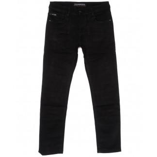 4036 Fangsida джинсы мужские черные весенние стрейчевые (30-38, 8 ед.) Fangsida: артикул 1104030