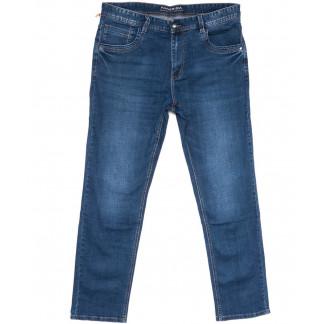 3040 Fangsida джинсы мужские полубатальные синие весенние стрейчевые (32-42, 8 ед.) Fangsida: артикул 1104039