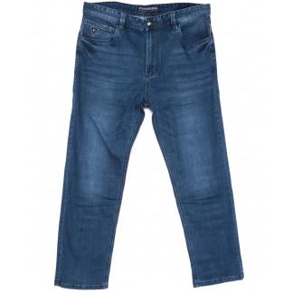 3043 Fangsida джинсы мужские батальные синие весенние стрейчевые (36-41, 8 ед.) Fangsida: артикул 1104040
