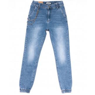 9616 M.Sara джинсы женские на резинке синие весенние стрейчевые (26-32, 6 ед.) M.Sara: артикул 1104142