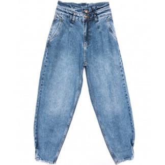 5459 Sessanta джинсы-баллон синие весенние коттоновые (25-30, 6 ед.) Sessanta: артикул 1104293