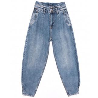 5459-1 Sessanta джинсы-баллон синие весенние коттоновые (25-30, 6 ед.) Sessanta: артикул 1104295