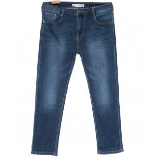 2238-3 Mid Point джинсы мужские батальные синие весенние стрейчевые (34-44, 6 ед.) Mid Point: артикул 1104379