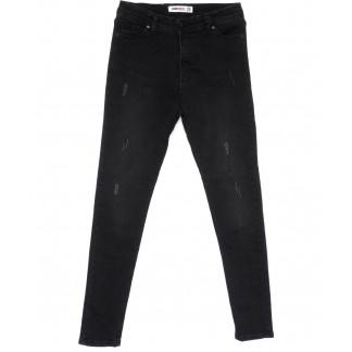 3260 Xray джинсы женские полубатальные серые весенние стрейчевые (29-38, 8 ед.) XRAY: артикул 1104395