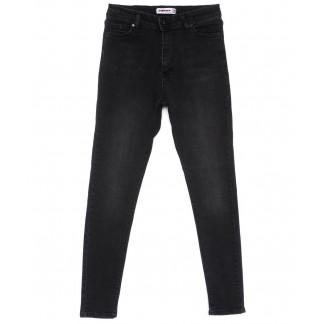 3260-В.К. Xray джинсы женские полубатальные серые весенние стрейчевые (29-38, 8 ед.) XRAY: артикул 1104396