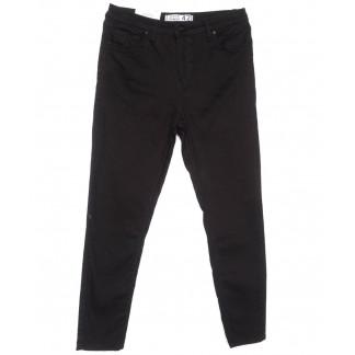 8001 Sasha джинсы женские батальные серые весенние стрейчевые (42-52, 7 ед.) Sasha: артикул 1104399