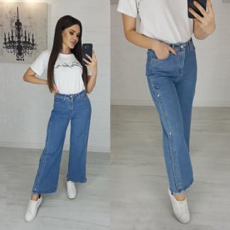 0888-945-01 Eligra джинсы женские стильные весенние котоновые (27-32, 8 ед.) Eligra: артикул 1104305