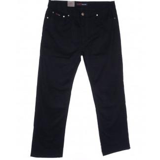 3029-D LS джинсы мужские батальные черные весенние стрейчевые (34-44, 8 ед.) LS: артикул 1104456