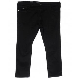 1075-D LS джинсы мужские батальные черные весенние стрейчевые (40-50, 6 ед.) LS: артикул 1104457