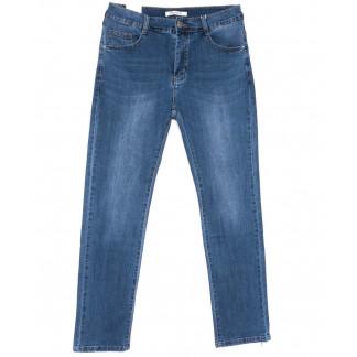 6663-1 Miss Curry джинсы женские батальные синие весенние стрейчевые (31-38, 6 ед.) Miss Curry: артикул 1104492