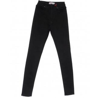 3099 Xray джинсы женские зауженные черные весенние стрейчевые (26-31, 6 ед.) XRAY: артикул 1104668