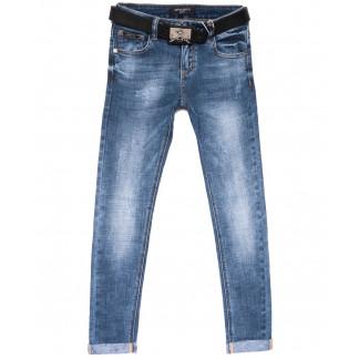 6104 Dmarks джинсы женские зауженные синие весенние стрейчевые (25-30, 6 ед.) Dmarks: артикул 1104749
