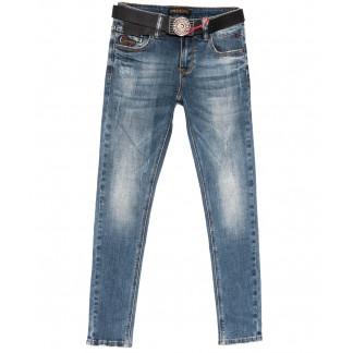 6111 Dmarks джинсы женские зауженные синие весенние стрейчевые (25-30, 6 ед.) Dmarks: артикул 1104750
