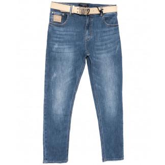 9382-С Dmarks джинсы женские полубатальные синие весенние стрейчевые (28-33, 6 ед.) Dmarks: артикул 1104770
