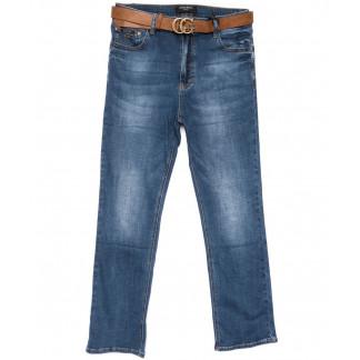 9366 Dmarks джинсы женские батальные синие весенние стрейчевые (32-42, 6 ед.) Dmarks: артикул 1104775