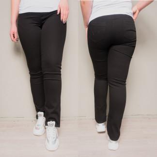 9769-05 черные (A) Sunbird джинсы женские батальные летние стрейчевые (35,35,35,35,40,40,42, 7 ед.) Sunbird: артикул 1106641
