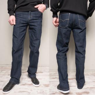 15001 (A) синие норма WVS джинсы мужские синие весенние стрейчевые (30-36, 6 ед.) WVS: артикул 1104828