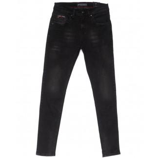 5672 Siyah Redman джинсы мужские серые весенние стрейчевые (29-36, 8 ед.) REDMAN: артикул 1104920