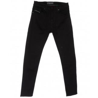 5685 Siyah Redman джинсы мужские черные весенние стрейчевые (29-36, 8 ед.) REDMAN: артикул 1104922